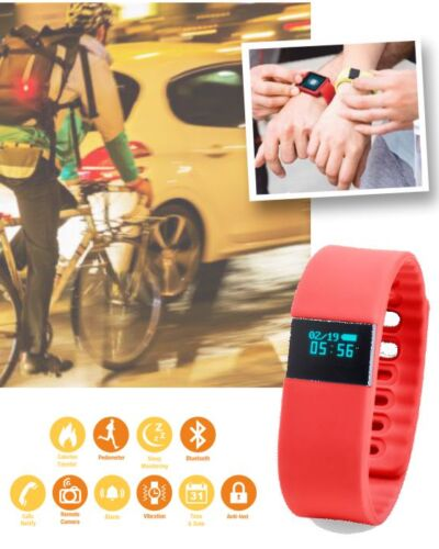 Pulsera de Actividad Silicona Arm-Band