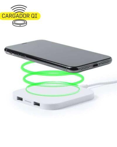 Cargador Inalambrico Smartphone Qi TAINEN