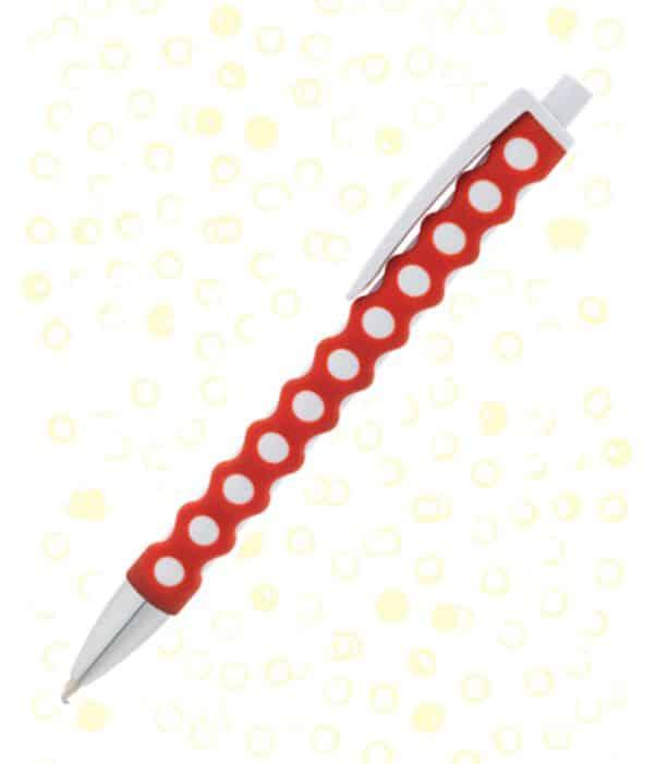 Bolígrafo Original Circulos Rojo