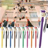 Bolígrafo para Graduados Colores. Artículos Publicitarios