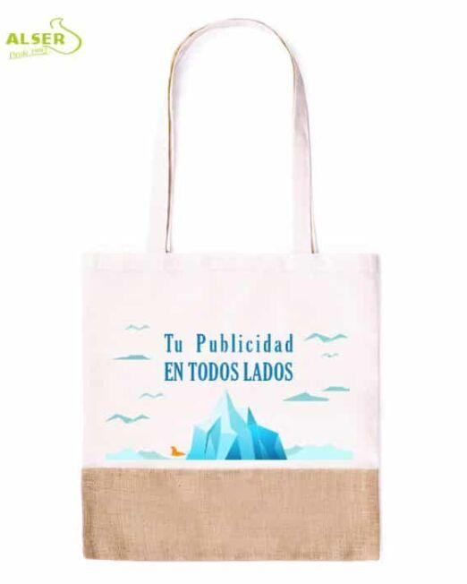 Bolsa Ecológica de Tela Personalizada. Articulo Promocional