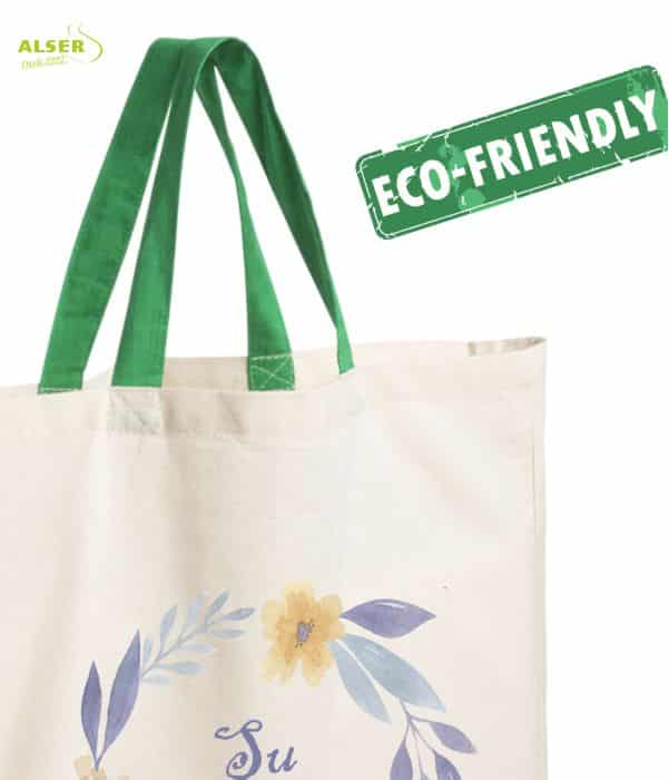 Bolsa Organica Publicitaria Personalizada. Bolsa Publicitaria para Marketing