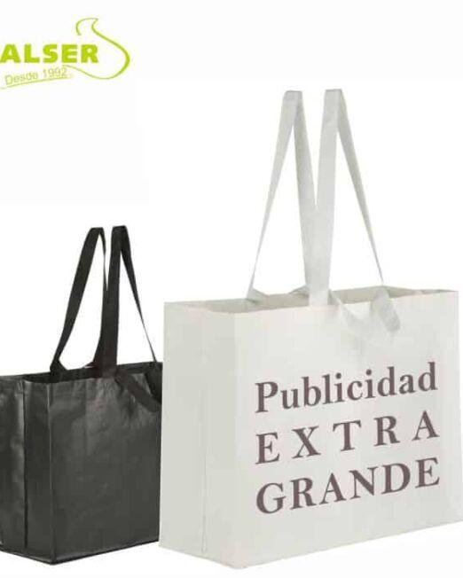 Bolsa Reutilizable Extra Grande personalizada Colores