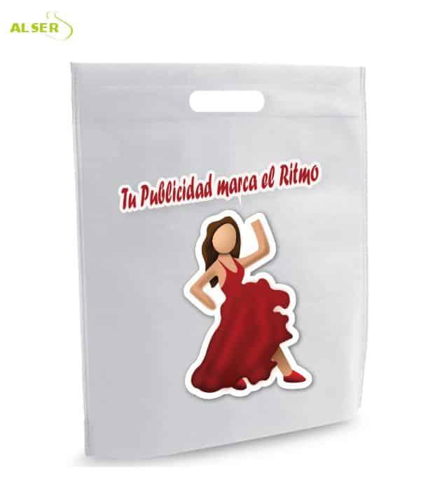 Bolsa para Feria Publicitaria Personalizada con tu Marca Blanco. Regalos promocionales