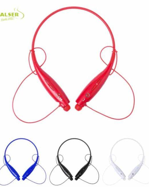 Auriculares Bluetooth Deporte Colores. Artículo Publicitario