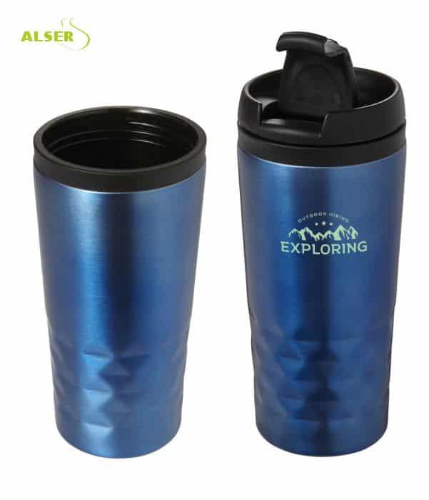 Vaso Personalizado Isotérmico. Azul
