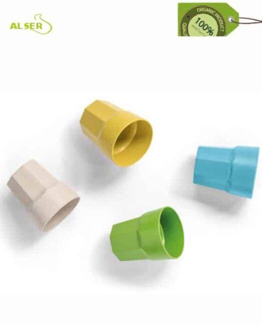 Vaso Publicitario Ecológico. Diferentes Colores