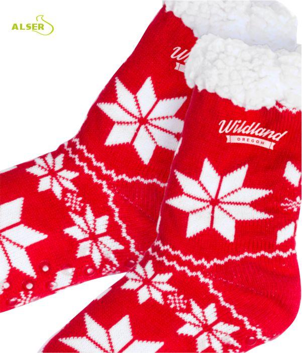 Calcetines Navidad Publicitarios CETOS
