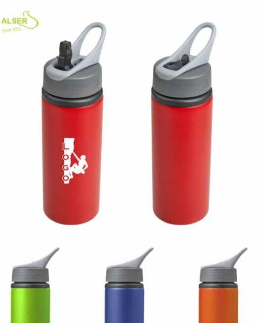 Bidón de Aluminio Personalizado. Colores