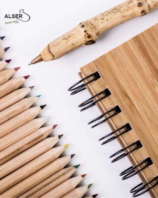 Bolígrafos Ecológicos Personalizados