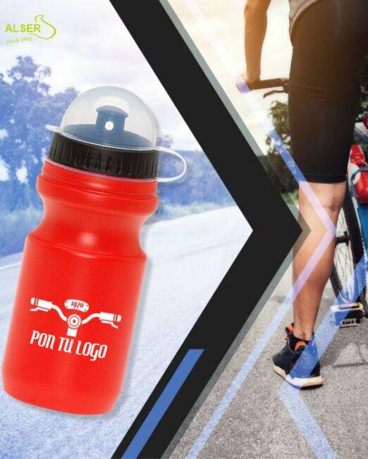 Bidón ciclismo personalizado para promociones