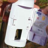 Botella Original Porta Tarjetas detalle