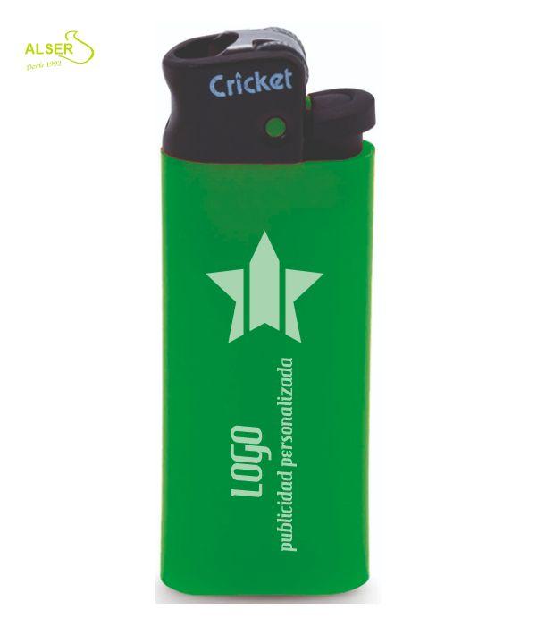 Mechero Mini Personalizado Verde