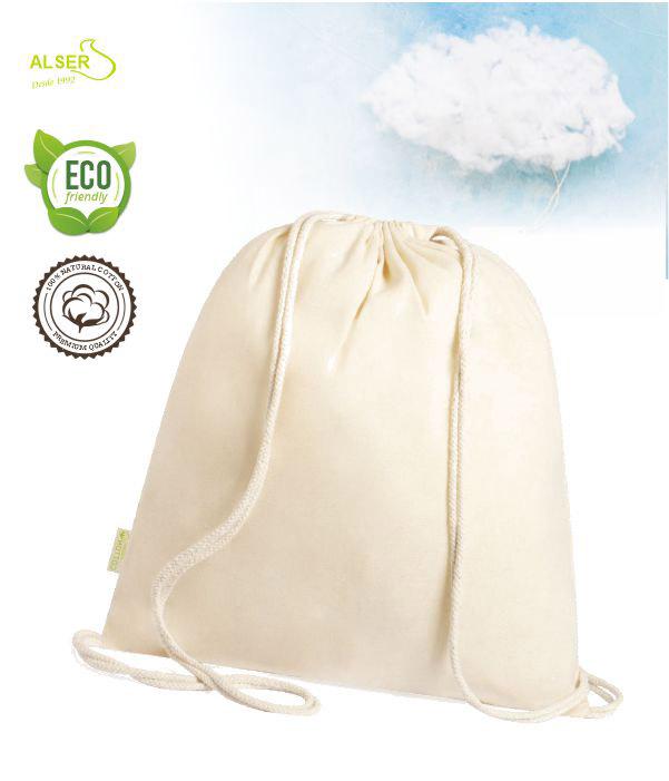 Bolsa Saco Algodon Organico AGRON