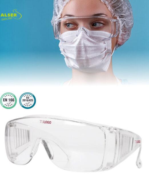 Gafas Proteccion Individual personalizadas para empresa