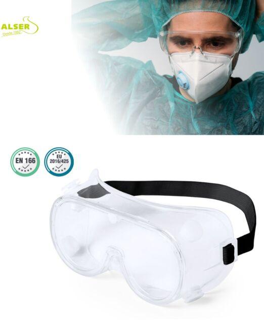 Gafas protectoras de visión panorámica para empresas