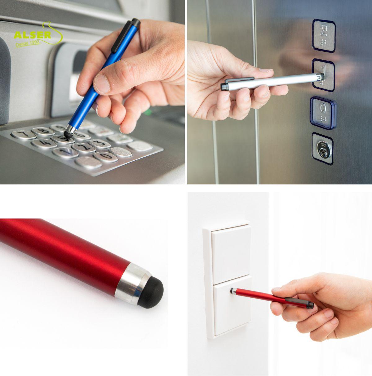 Lápiz táctil personalizado para negocios Detalles