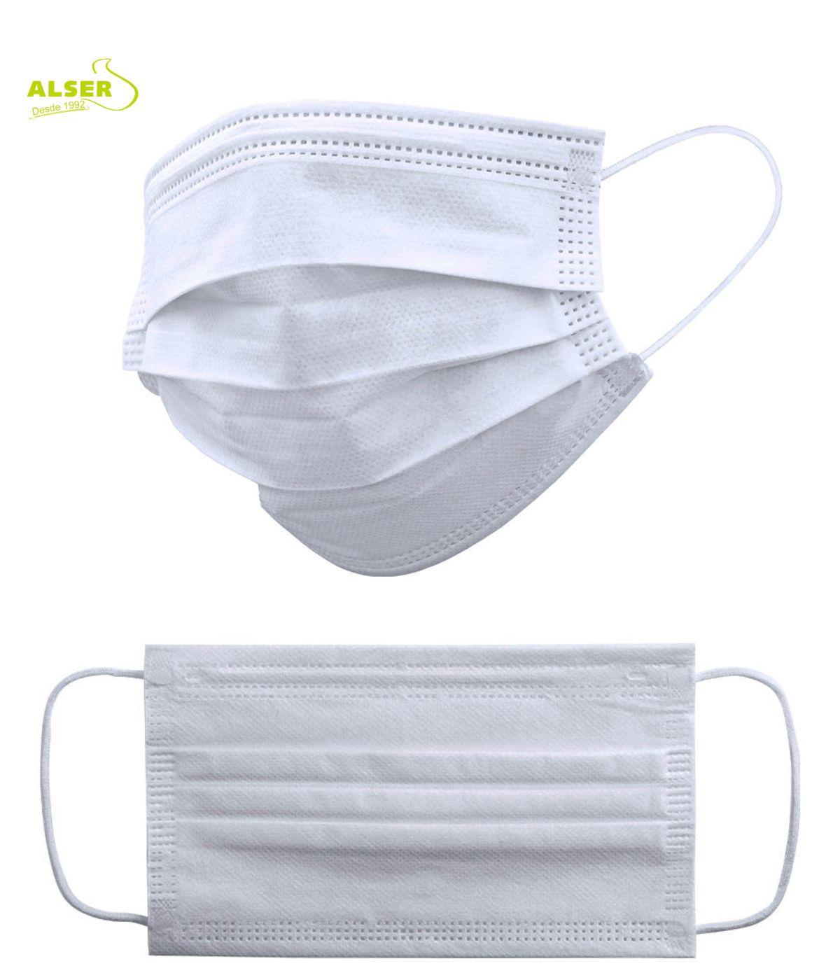 Mascarilla higienica para empresas y trabajadores