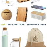 Pack natural Trabajo en casa
