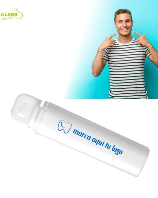 Cepillo de dientes de viaje personalizado
