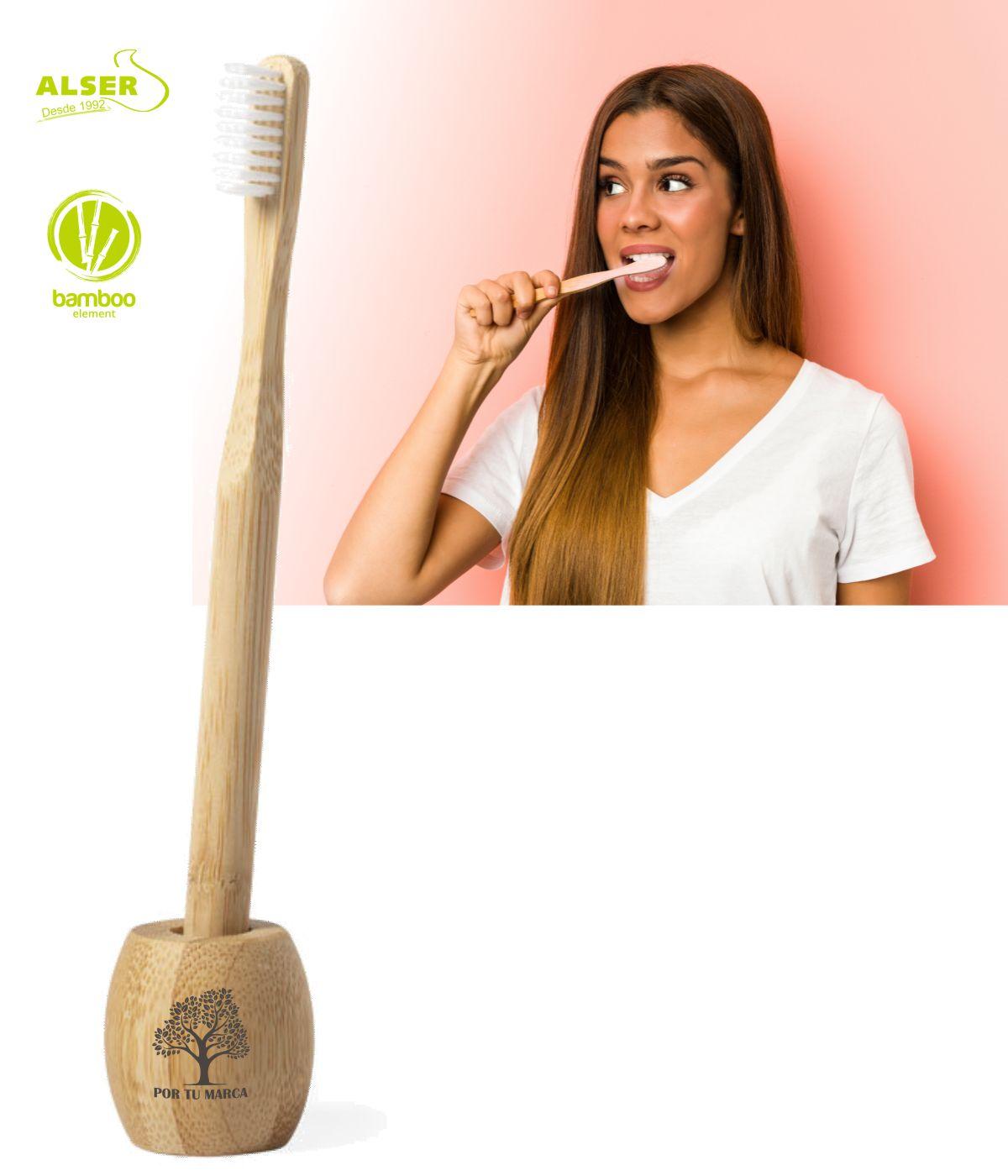 Cepillo dental personalizable para empresas y negocios