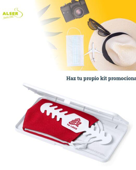Estuche para mascarilla kit promoconal