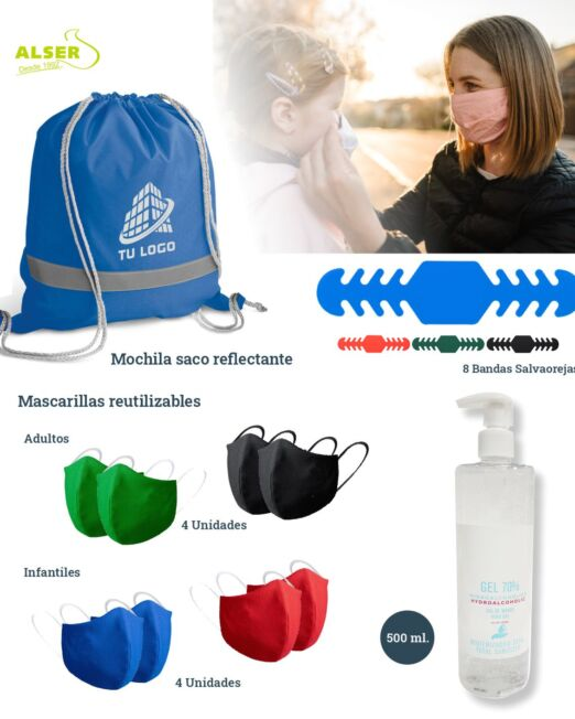 Kit protección familiar covid 19
