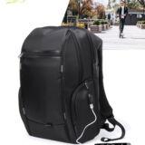 mochila de negocios impermeable