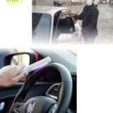 Lampara desinfeccion luz ultravioleta para coche