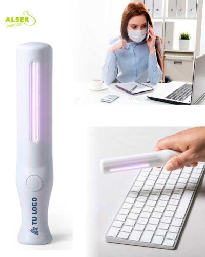 Lampara desinfeccion luz ultravioleta