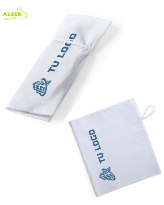 Bolsas para mascarillas Blanca