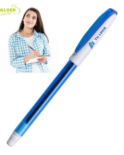 Roller Neon con logo azul