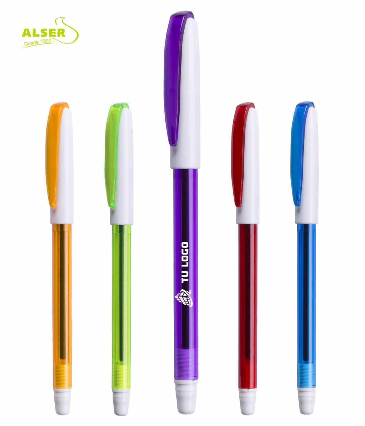 bolígrafo roller para empresas y negocios