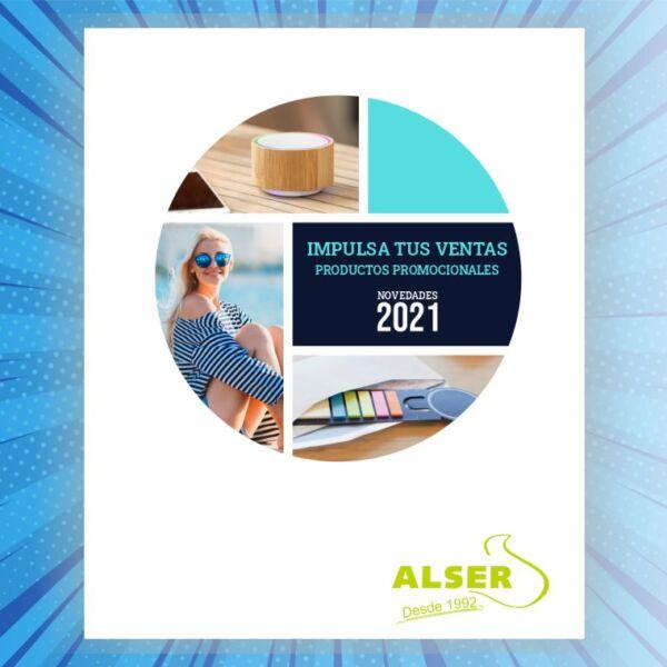 Catalogo general regalos publicitarios 2021