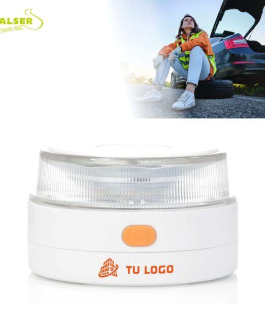 help flash luz de emergencia autonoma